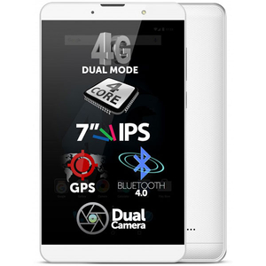 Tableta ALLVIEW VIVA H701 LTE 8GB, 1GB RAM, WiFi + 4G, alb