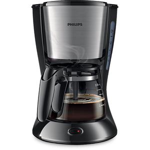 Cafetiera PHILIPS Daily Collection HD7435/20, 0,6l, 700W, negru