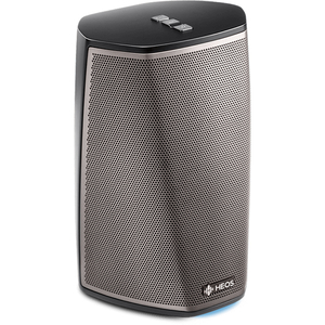 Boxa Wireless DENON HEOS 1 HS2, Wi-Fi, Bluetooth, USB, Streaming online, negru