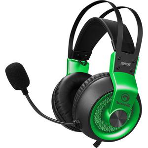Casti Gaming MARVO HG9035, 7.1 virtual, USB, verde