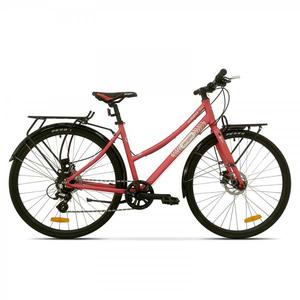 Bicicleta de oras PEGAS Hoinar2 8S, Roz Mat