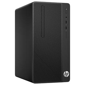 Sistem PC HP 290 G1 Microtower, Intel Core i3-7100 3.9GHz, 4GB SSD 256GB, Intel HD Graphics 630, Windows 10 Pro
