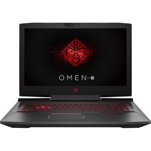"""Laptop Gaming Omen by HP 17-an108nq, Intel® Core™ i7-8750H pana la 4.1GHz, 17.3"""" Full HD, 8GB, HDD 1TB + SSD 128GB, NVIDIA® GeForce® GTX 1060 6GB, Free Dos"""