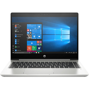 "Laptop HP ProBook 440 G6, Intel Core i5-8265U pana la 3.9 GHz, 14"" Full HD, 4GB, 500GB + 16GB Intel Optane, Intel UHD Graphics 620, Windows 10 Pro, argintiu"