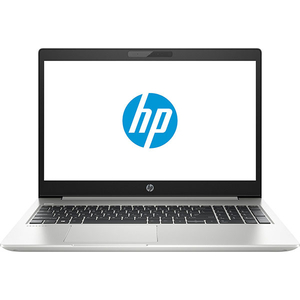 "Laptop HP ProBook 450 G6, Intel Core i3-8145U pana la 3.9 GHz, 15.6"" Full HD, 4GB, SSD 256GB, Intel UHD Graphics 620, Free DOS, argintiu"
