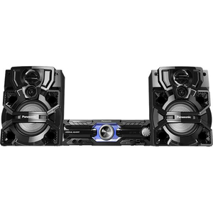 Sistem audio High Power PANASONIC SC-AKX710E-K, 3000W RMS, Bluetooth, negru