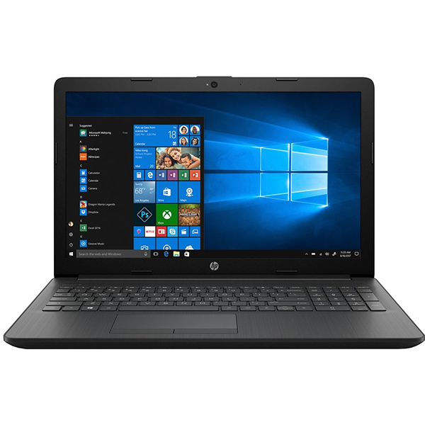 "Laptop HP 15-da0051nq, Intel Core i5-8250U pana la 3.4GHz, 15.6"" Full HD, 4GB, SSD 256GB, Intel® UHD Graphics 620, Windows 10 Home"