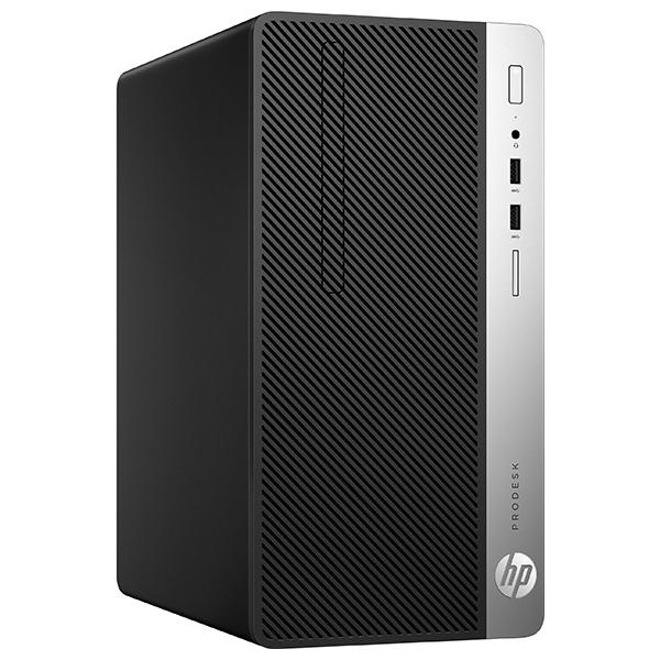 Sistem IT HP ProDesk 400 G4 Microtower, Intel Core i3-7100 3.9GHz, 4GB, 500GB, Intel HD Grapics 630, Free Dos