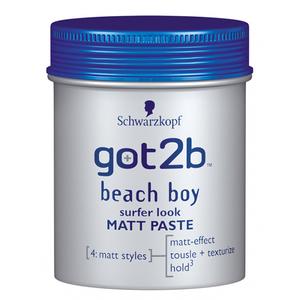 Pasta modelatoare pentru par SCHWARZKOPF Got2b Beach Boy, 100ml