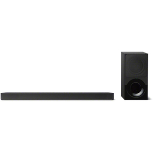 Soundbar Dolby Atmos SONY HT-XF9000, 2.1 canale, DTS:X, 4K HDR, 300W, Vertical Surround Engine, Subwoofer wireless, Bluetooth, Negru