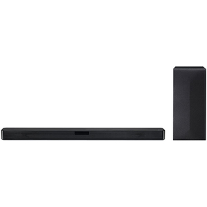 Soundbar 2.1 LG SL4Y, 300W, Bluetooth, Subwoofer Wireless, negru
