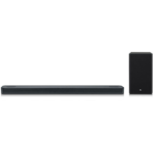 Soundbar 3.1.2 LG SL8Y, 440W, Bluetooth, Wi-Fi, Subwoofer Wireless, negru