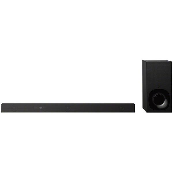 Soundbar 3.1 SONY HT-ZF9, Dolby Atmos, 400W, Bluetooth, Wi-Fi, negru
