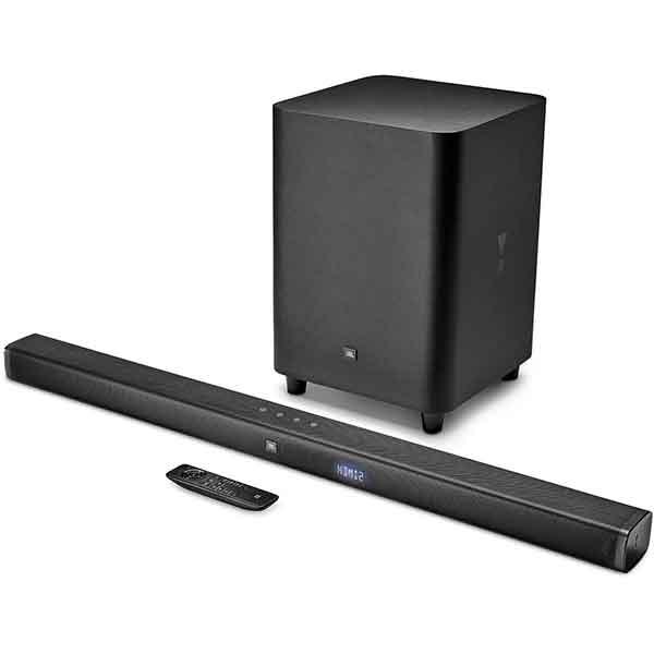 Soundbar 3.1 JBL Bar 3.1, 450W, Bluetooth, negru