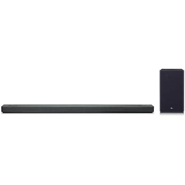 Soundbar 5.1.2 LG SL10, 570W, Bluetooth, Wi-Fi, Subwoofer Wireless, negru