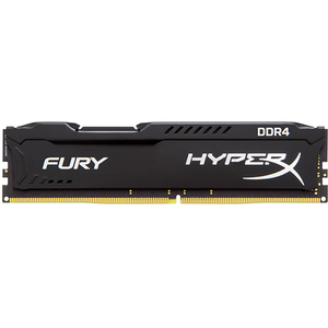 Memorie KINGSTON HyperX Fury 4GB DDR4, 2400MHz, CL15, HX424C15FB/4