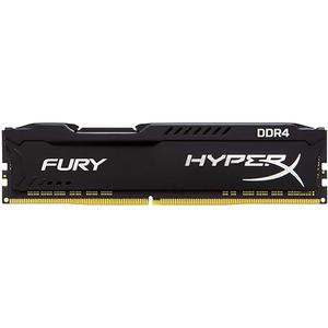 Memorie desktop KINGSTON HyperX Fury Black, 16GBB DDR4, 2666Mhz, CL16, HX426C16FB/16