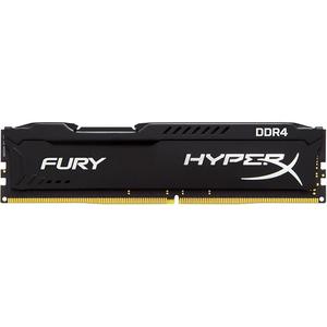 Memorie desktop KINGSTON HyperX Fury Black, 8GB DDR4, 3200Mhz, CL18, HX432C18FB2/8