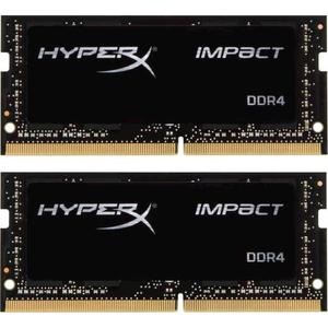 Memorie laptop KINGSTON HyperX Impact, 2x8GB DDR4, 3200Mhz, CL20, HX432S20IB2K2/16