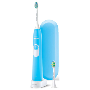 Periuta de dinti electrica PHILIPS Sonicare HX6212/87, 31000 de miscari de periere/minut, albastru