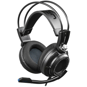 Casti Gaming HAMA Urage Soundz 7.1 surround, USB, negru
