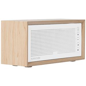 Boxa portabila PROMATE Harmony, Bluetooth, USB, MicroSD, bej