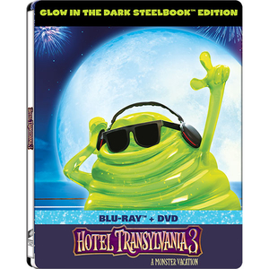 Hotel Transilvania 3: Monstrii in Vacanta Steelbook Edition Blu-ray + DVD