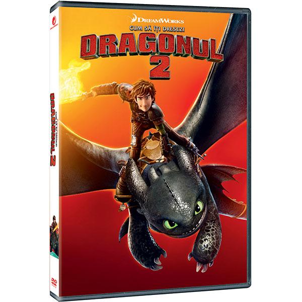 Cum sa iti dresezi dragonul 2 DVD