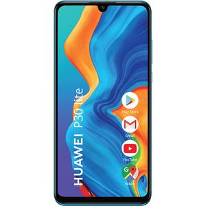 Telefon HUAWEI P30 Lite, 64GB, 4GB RAM, Dual SIM, Peacock Blue