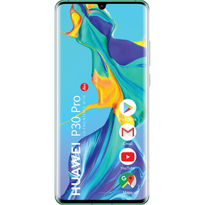 Telefon HUAWEI P30 Pro, 128GB, 6GB RAM, Dual SIM, Aurora Blue