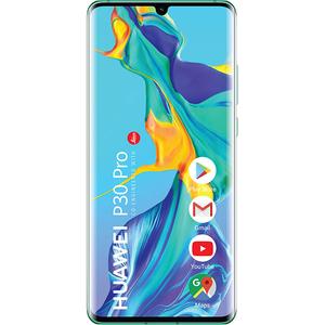 Telefon HUAWEI P30 Pro, 256GB, 8GB RAM, Dual SIM, Aurora Blue