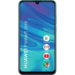 Telefon HUAWEI P Smart 2019, 64GB, 3GB RAM, Dual SIM, Aurora Blue