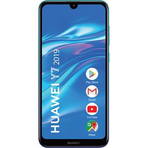 Telefon HUAWEI Y7 2019, 32GB, 3GB RAM, Dual SIM, Aurora Blue