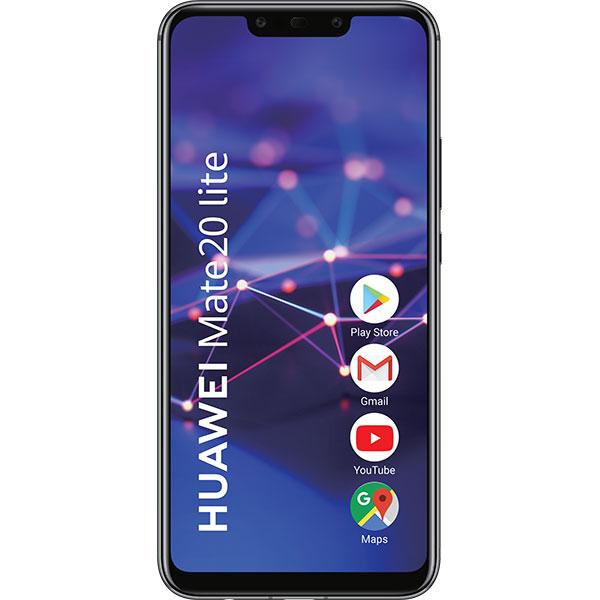 Telefon HUAWEI Mate 20 Lite, 64GB, 4GB RAM, Dual SIM, Black