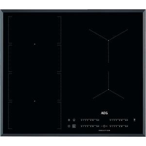 Plita incorporabila AEG  IKE64471FB, inductie, 6 zone de gatit, negru