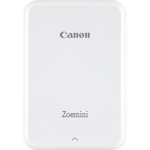 Imprimanta  foto portabila CANON Zoemini, alb