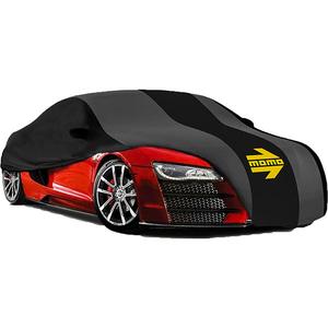 Prelata auto MOMO XL IN2152, negru-gri