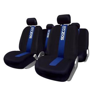 Set huse scaune SPARCO IN2161, negru