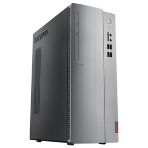 Sistem PC LENOVO IdeaCentre 510-15ICB, Intel Core i3-8100 3.6GHz, 4GB, 1TB, NVIDIA GeForce GT 730 2GB, Free Dos
