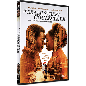 Daca strazile ar putea vorbi DVD