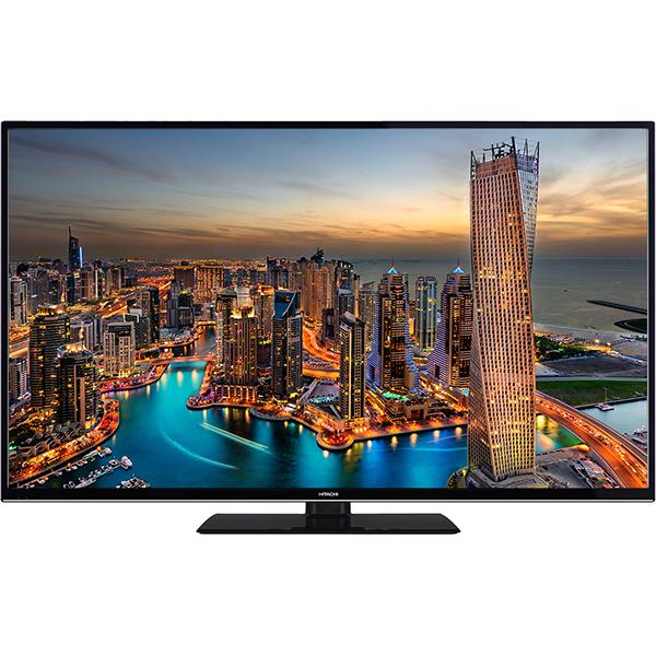Televizor LED Smart Ultra HD 4K, 139 cm, HITACHI 55HK6000