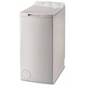 Masina de spalat rufe verticala INDESIT BTWA61053(EU), 6kg, 1000rpm, A+++, alb