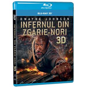 Infernul din zgarie-nori Blu-ray 3D