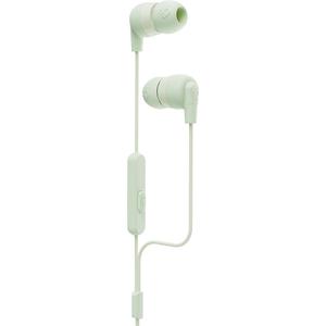 Casti SKULLCANDY Ink'd+, S2IMY-M692, Cu fir, In-Ear, Microfon, verde