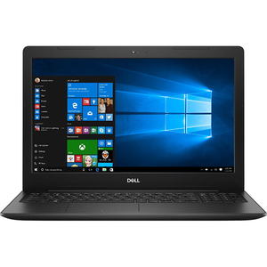 "Laptop DELL Inspiron 3580, Intel Core i5-8265U pana la 3.9GHz, 15.6"" Full HD, 4GB, 1TB, AMD Radeon 520 2GB, Windows 10 Home, Negru"