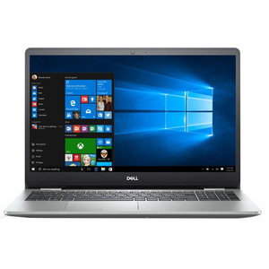 "Laptop DELL Inspiron 5593, Intel Core i5-1035G1 pana la 3.6GHz, 15.6"" Full HD, 8GB, SSD 512GB, Intel UHD Graphics, Windows 10 Home, Platinum Silver"