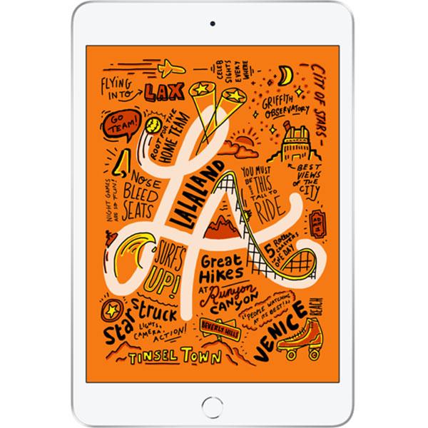 "Tableta APPLE iPad Mini 5, 7.9"", 256GB, Wi-Fi + 4G, Silver"