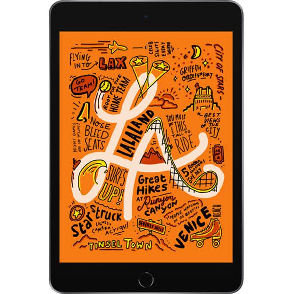 """Tableta APPLE iPad Mini 5, 7.9"""", 256GB, Wi-Fi + 4G, Space Gray"""