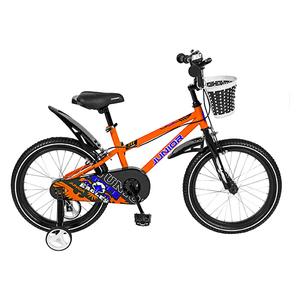 """Bicicleta de copii JUNIOR J1601A, 16"""", portocaliu"""