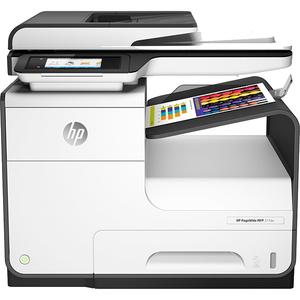 Multifunctional inkjet color HP PageWide 377dw, A4, USB, Retea, Wi-Fi, Fax